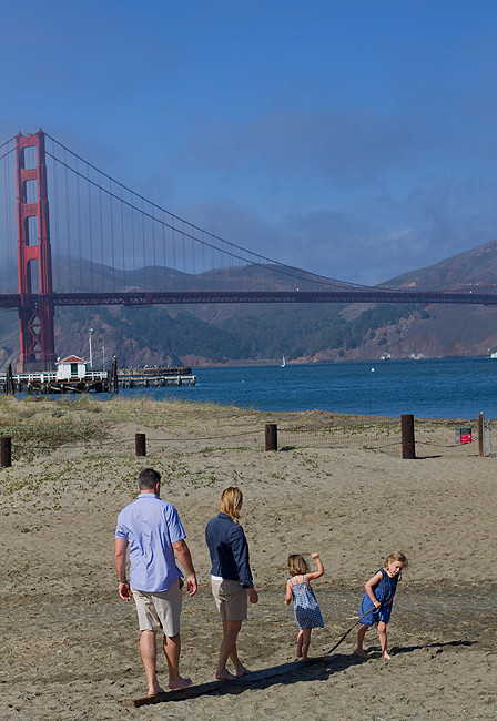 On Location: San Francisco Family Session